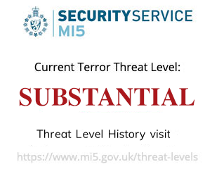 M15 Threat Level